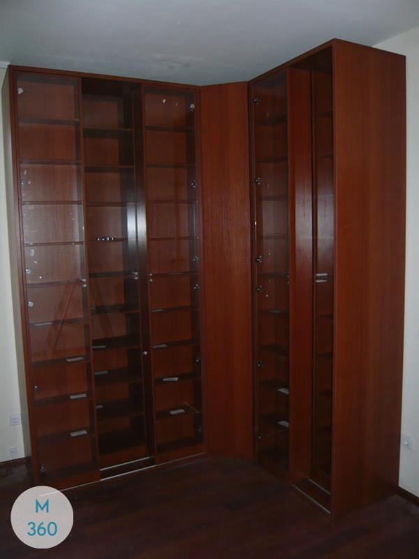 Книжный шкаф из массива Бавария Арт 000106292