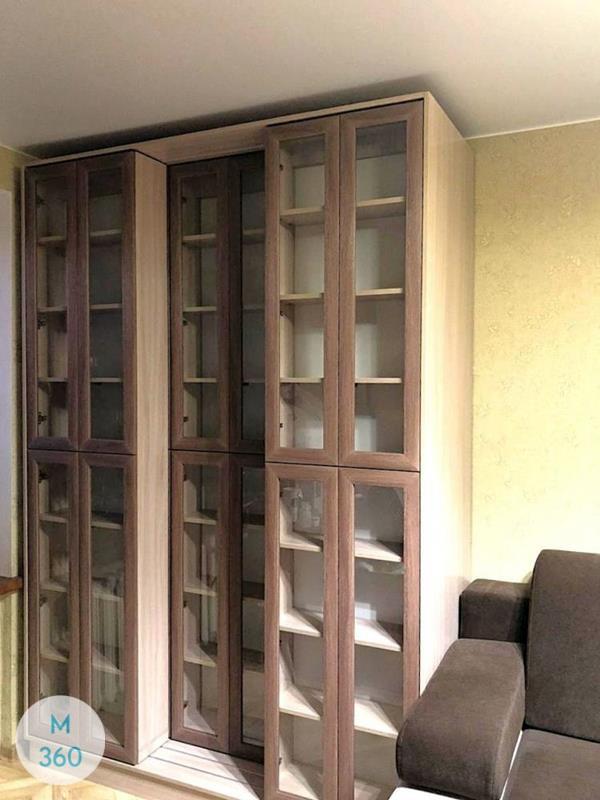 Необычный книжный шкаф Коламбус Арт 000122055
