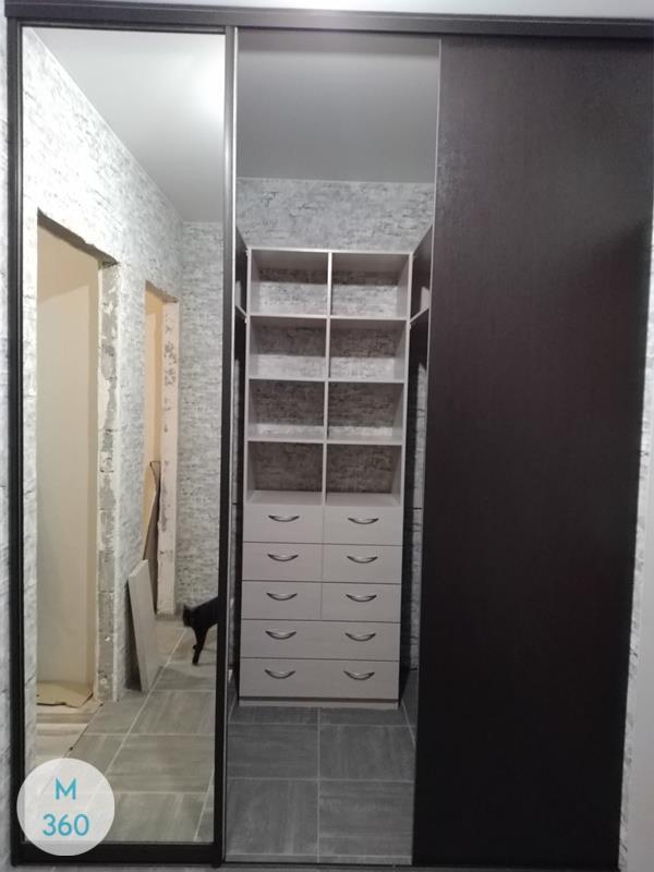 Современные встроенный шкаф Брайтон Арт 000391159