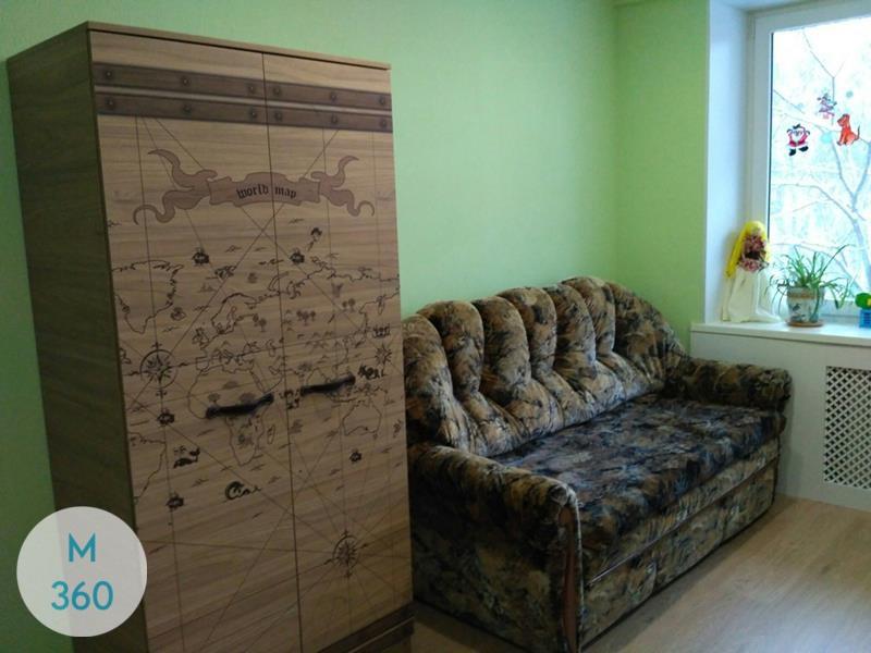 Одностворчатый шкаф Албания Арт 000405006