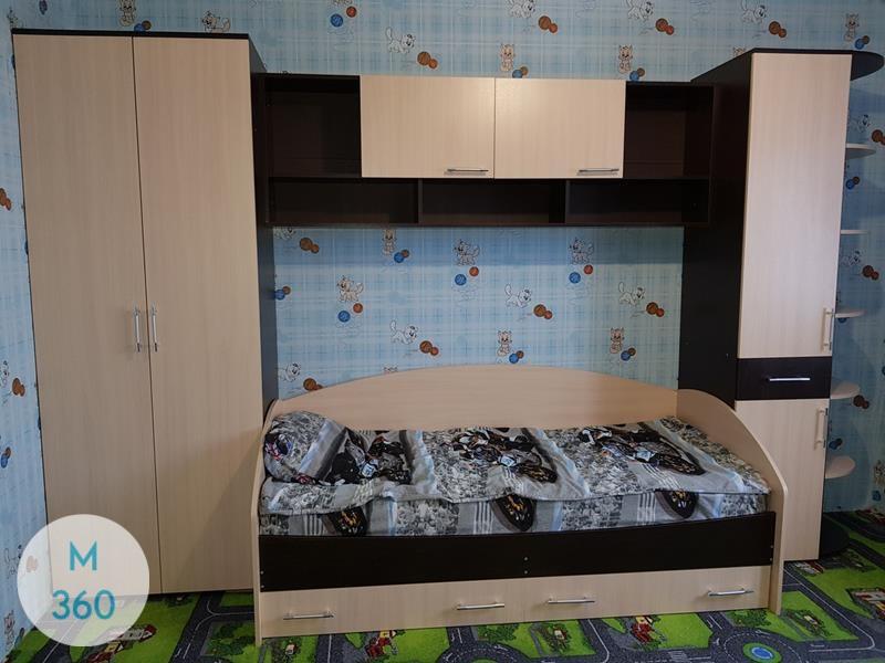 П-образный шкаф Форт-Уэрт Арт 000522981