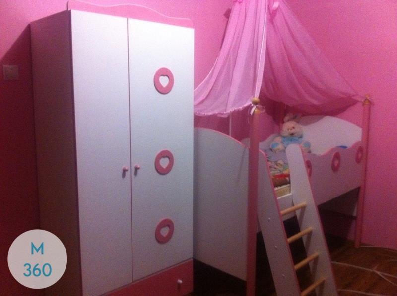 Детский шкаф для одежды Олдридж Арт 000559082