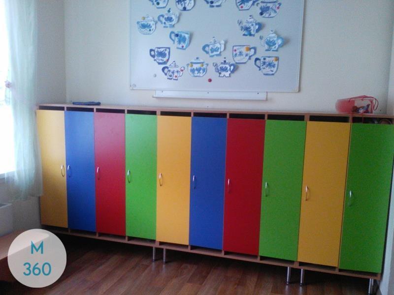 Шкафчик для детского сада Уилмингтон Арт 000741580