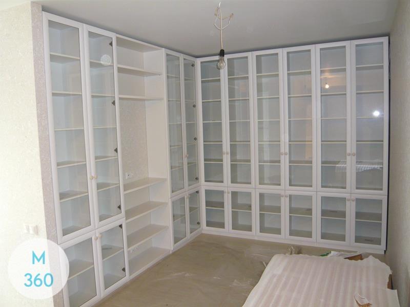 Необычный книжный шкаф Анжелика Арт 000958976
