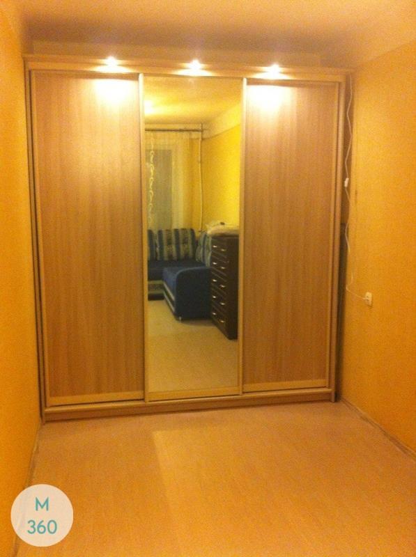 Шкаф с фацетными зеркалами Ломе Арт 000964627