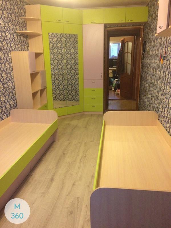 Распашной шкаф венге Колледж-Стейшен Арт 000970810