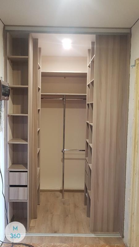 Закрытая гардеробная система Аллегро Арт 001051265