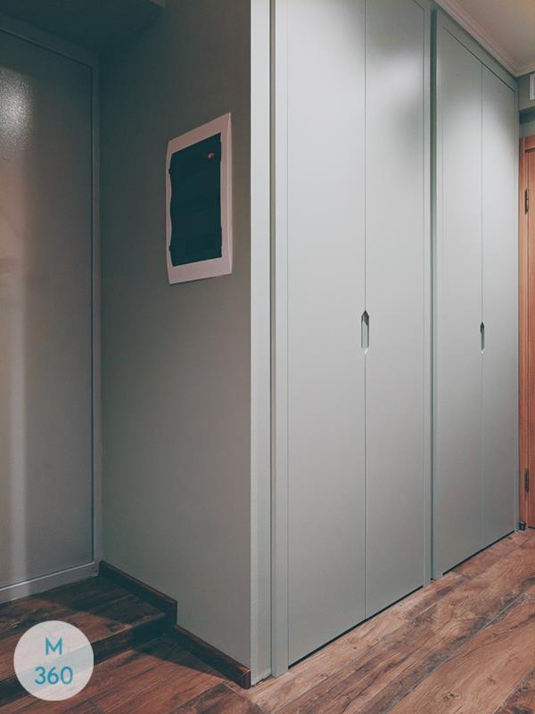 Высокий распашной шкаф Орхидея Арт 001145991