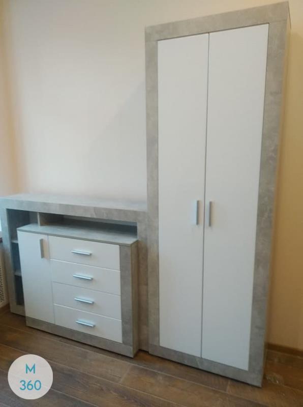 Шкаф пенал для одежды Жок Арт 001252969