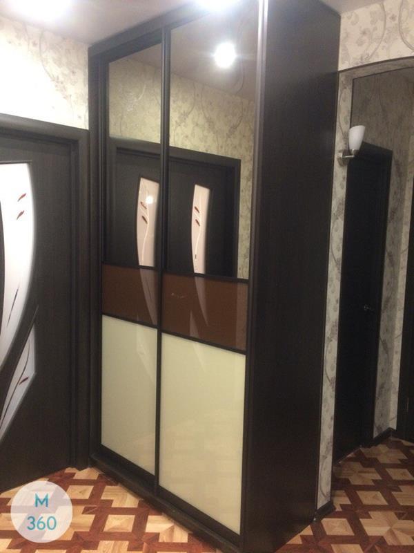 Темный шкаф купе Маврикий Арт 001326814
