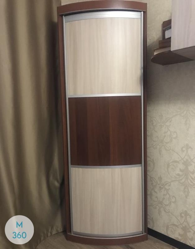 Радиусный шкаф в спальню Хастл Арт 001537105