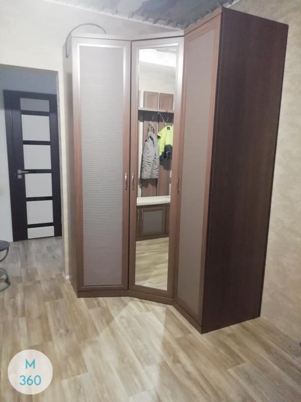 Шкаф с фацетными зеркалами Кувейт Арт 001563653