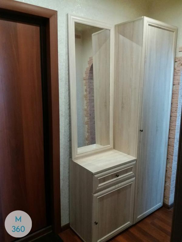 Шкаф пенал для одежды Кэри Арт 001912437