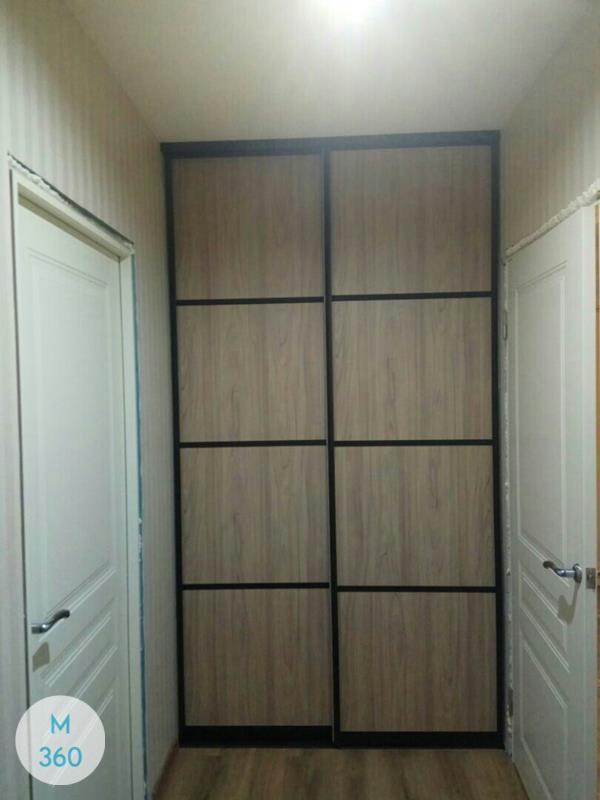 Прямая гардеробная Аугсбург Арт 001954338