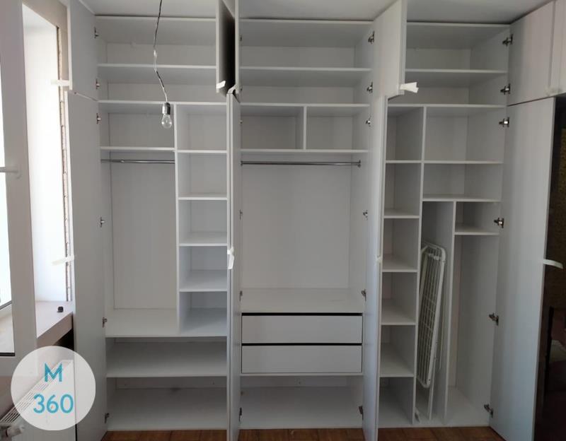 Распашной шкаф для белья Модена Арт 002102141