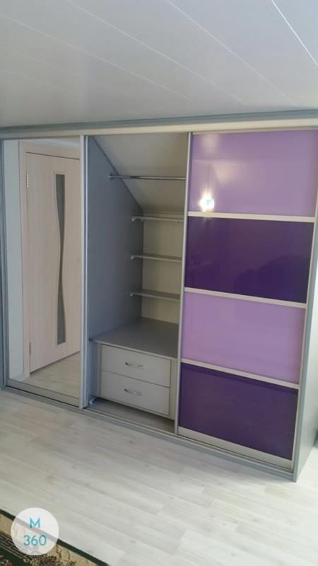 Шкаф с выдвижными ящиками Милана Арт 002263446