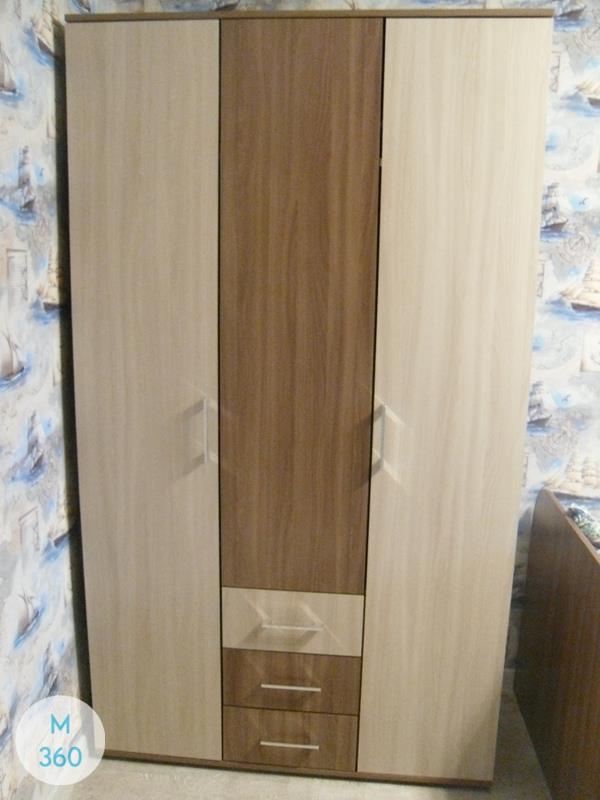 Элитный распашной шкаф Монца Арт 002335276