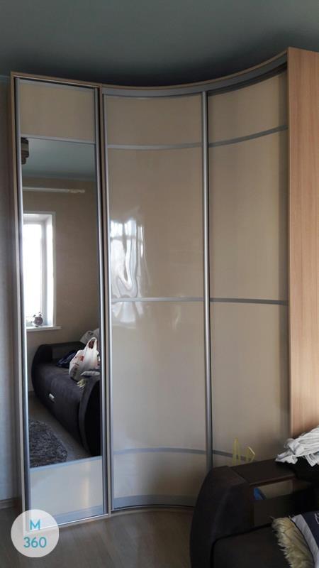 Полукруглый шкаф купе Палмдейл Арт 002821401