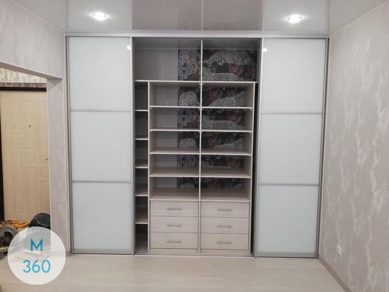 Встроенный шкаф купе Амстердам Арт 002825270