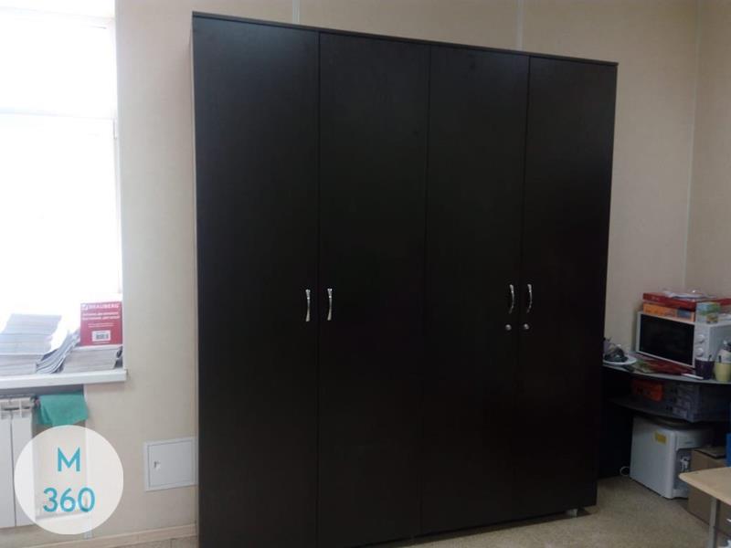 Черный распашной шкаф Монпелье Арт 002990616