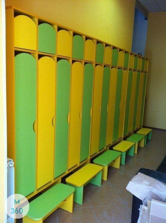 Шкафчик для детского сада Нина Арт 003062969
