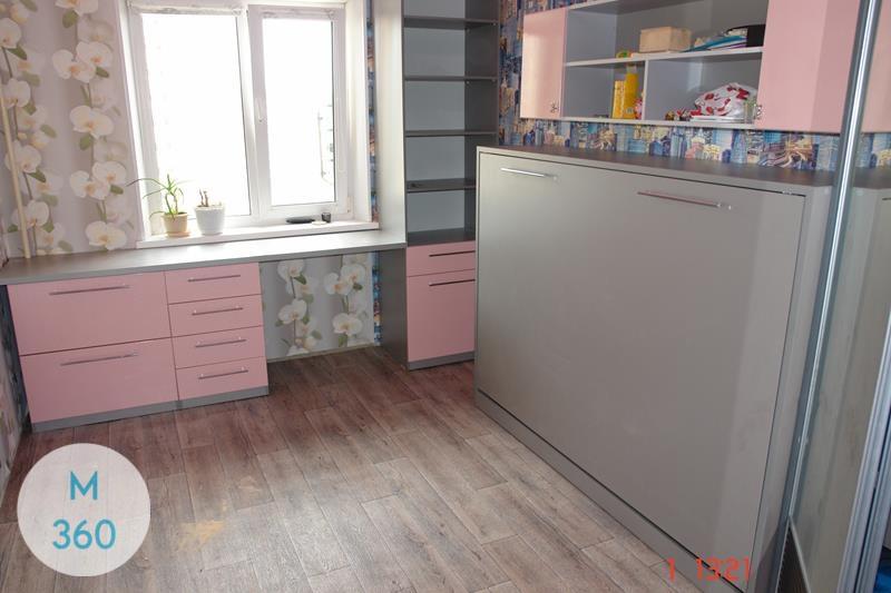 Шкаф-кровать Пемброк-Пайнс Арт 003149294