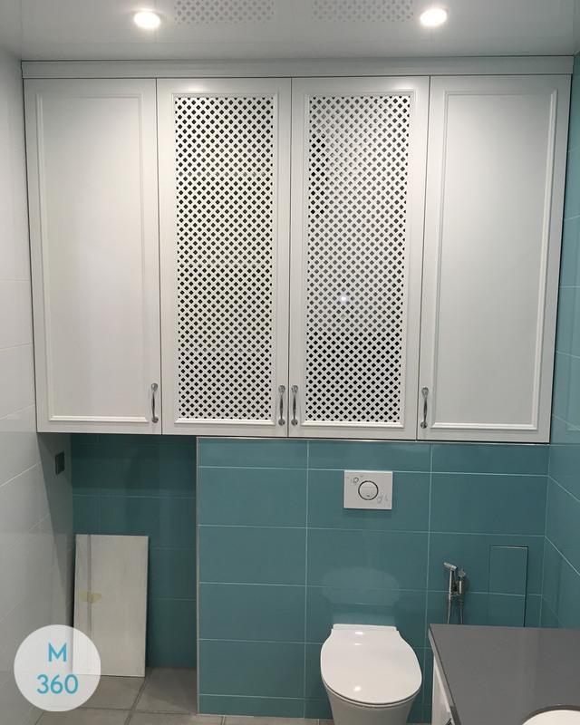 Шкаф в ванную комнату Нант Арт 003362652