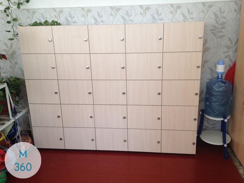 Шкафчик для детского сада Луиджи Арт 003531918