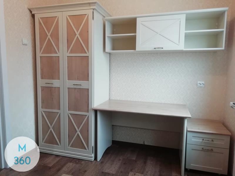 Распашной шкаф для белья Катания Арт 003532726