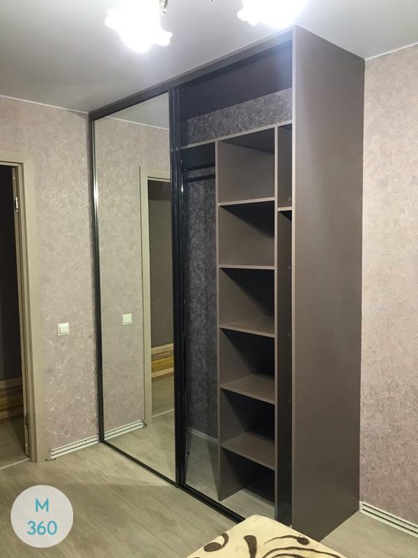 Прямой шкаф купе Алина Арт 003672632