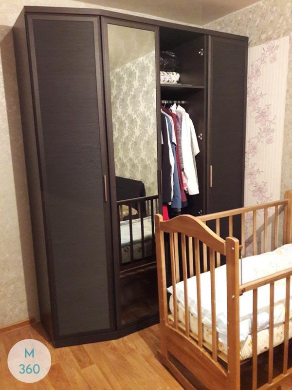 Шкаф с фацетными зеркалами Рио Арт 003975477