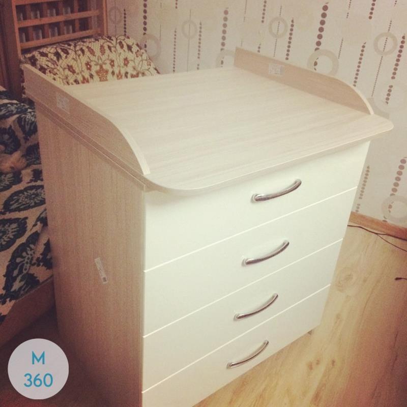 Шкаф для новорожденных Доха Арт 004154141