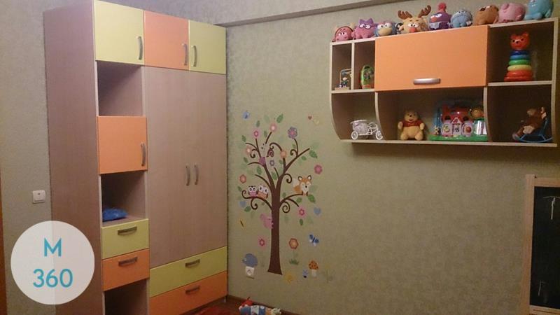 Детский шкаф для одежды Выкса Арт 004160120