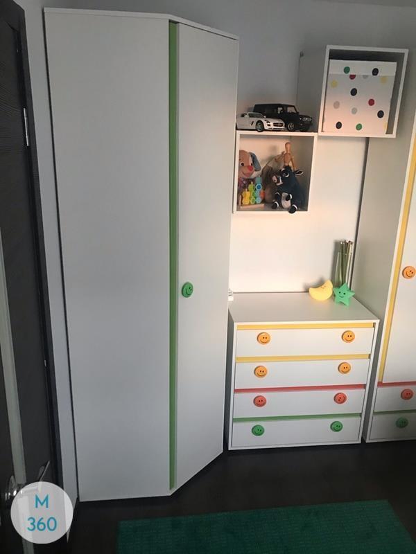 Однодверный распашной шкаф Мерино Арт 004223518