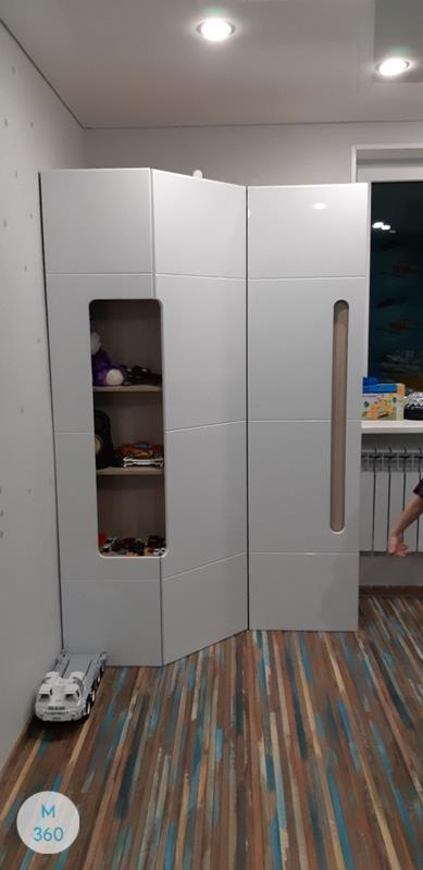 Модульный распашной шкаф Джорджия Арт 004238782