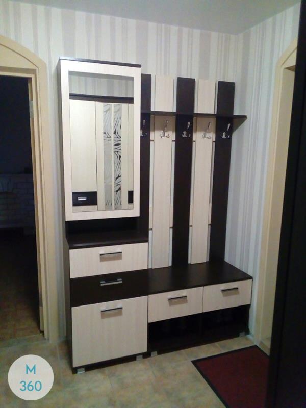 Однодверный шкафы Глория Арт 004364078