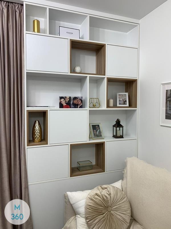 Необычный книжный шкаф Омаха Арт 004513143