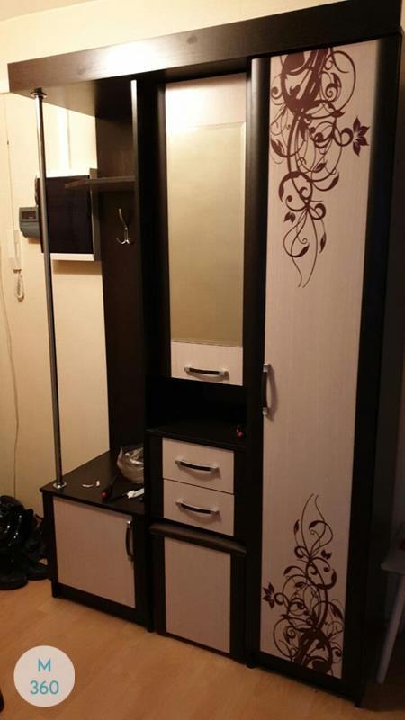 Распашной шкаф Амга Арт 004679271