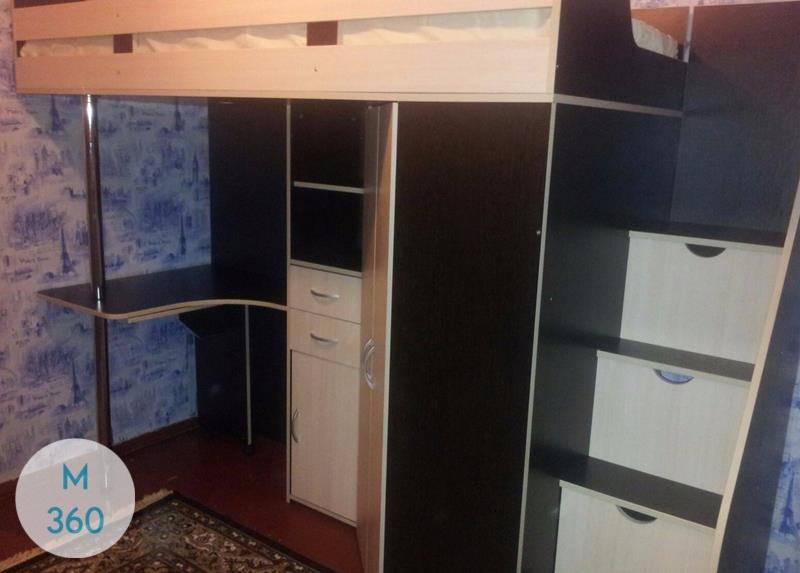 Шкаф кровать Анемон Арт 004687706