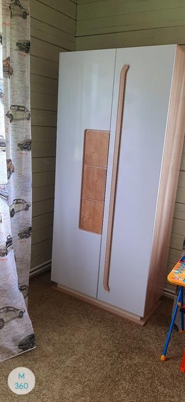 Шкаф пенал для одежды Кеймбридж Арт 004725436