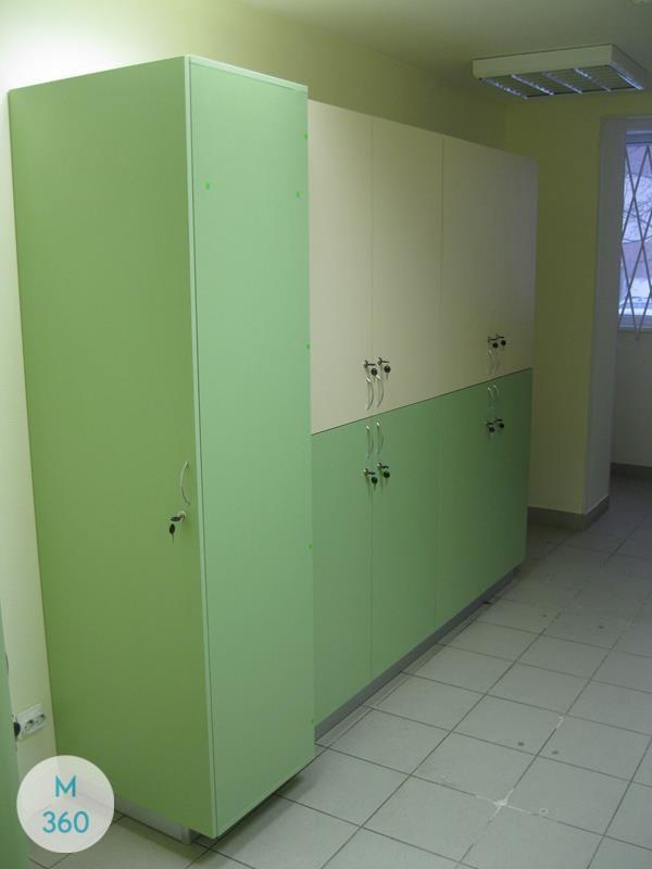 Шкафчик для раздевалок Кваттроки Арт 004904673