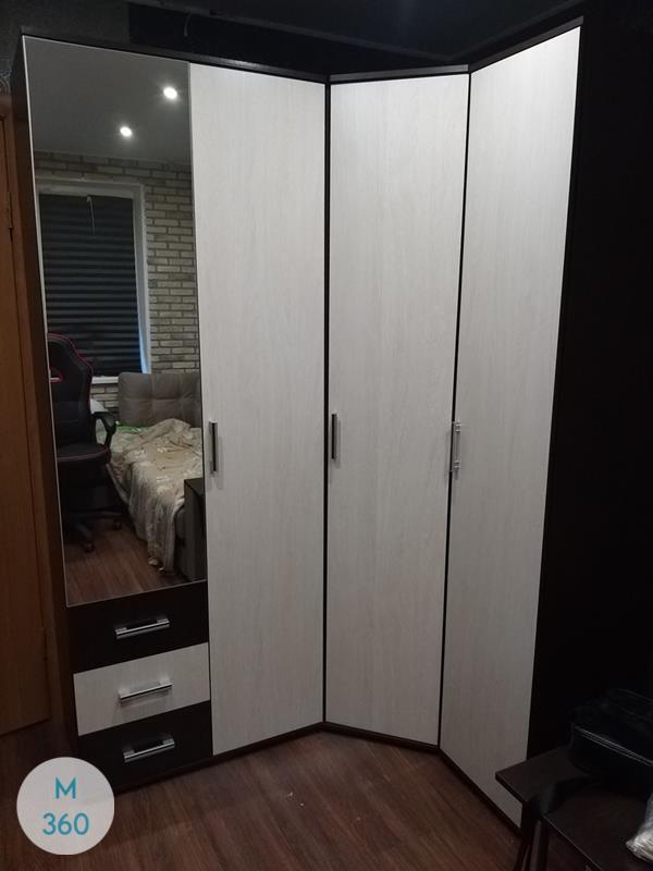 Шкаф с фацетными зеркалами Штромейер Арт 005085894