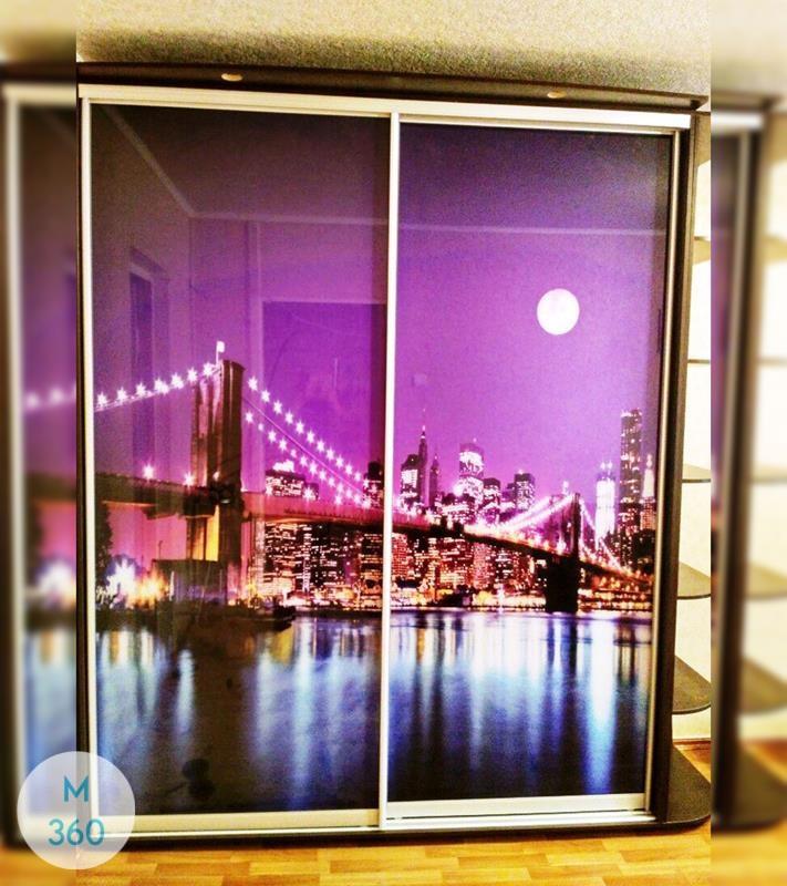 Шкаф с подсветкой Анемоны Арт 005125623