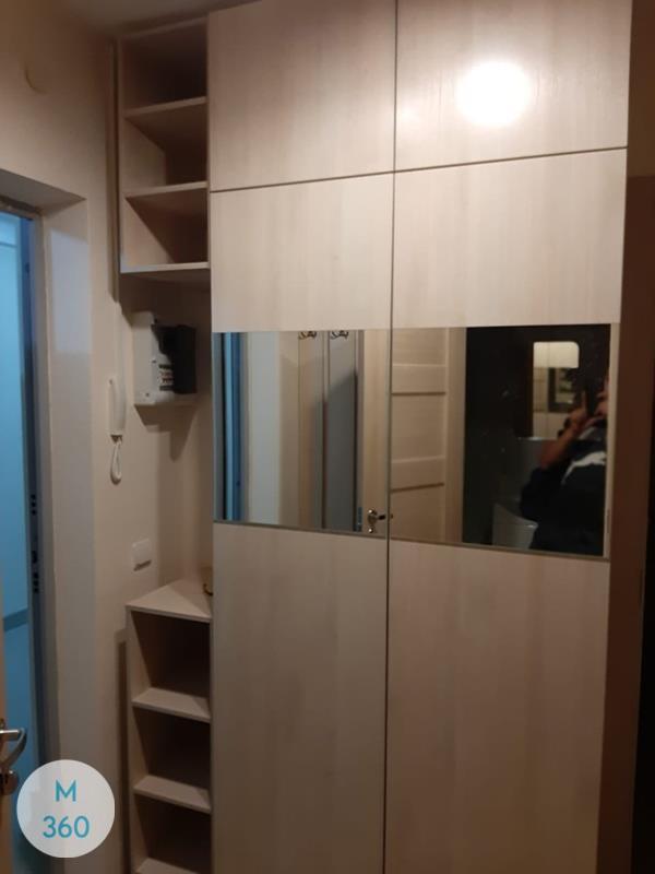 Гардеробная с распашными дверями Милица Арт 005371424