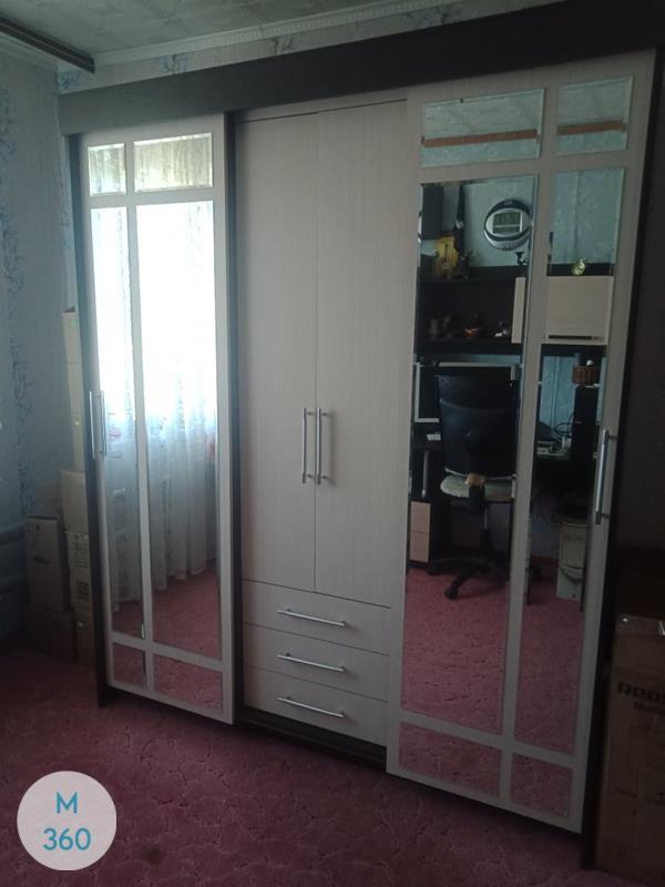 Распашной шкаф для белья Нджамена Арт 005490975