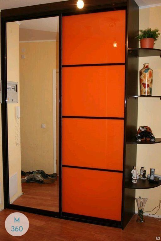 Цветной шкаф купе Греция Арт 005819554