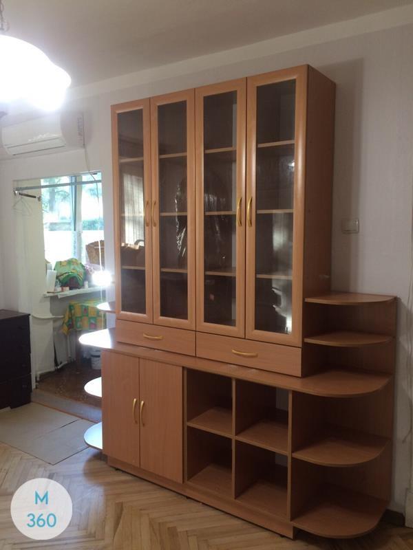 Выдвижной книжный шкаф Эмма Арт 005821007