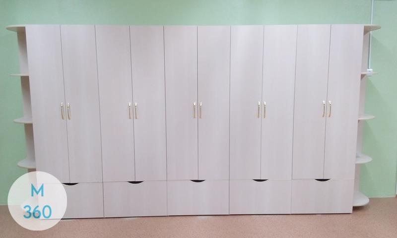 Шкафчик для детского сада Барнаул Арт 005834932