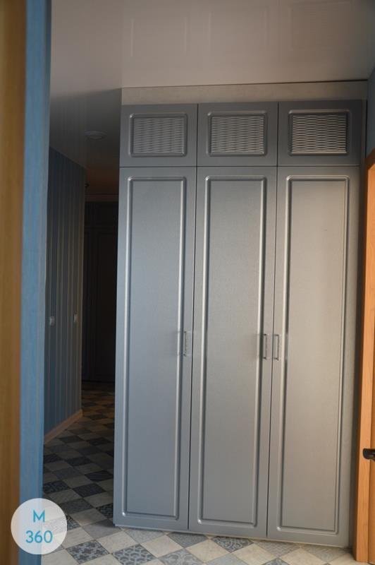 Распашной шкаф с угловым элементом Эко Арт 005895409