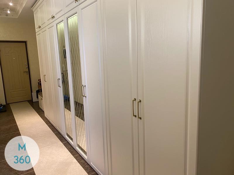 Распашной шкаф для белья Киров Арт 006147549